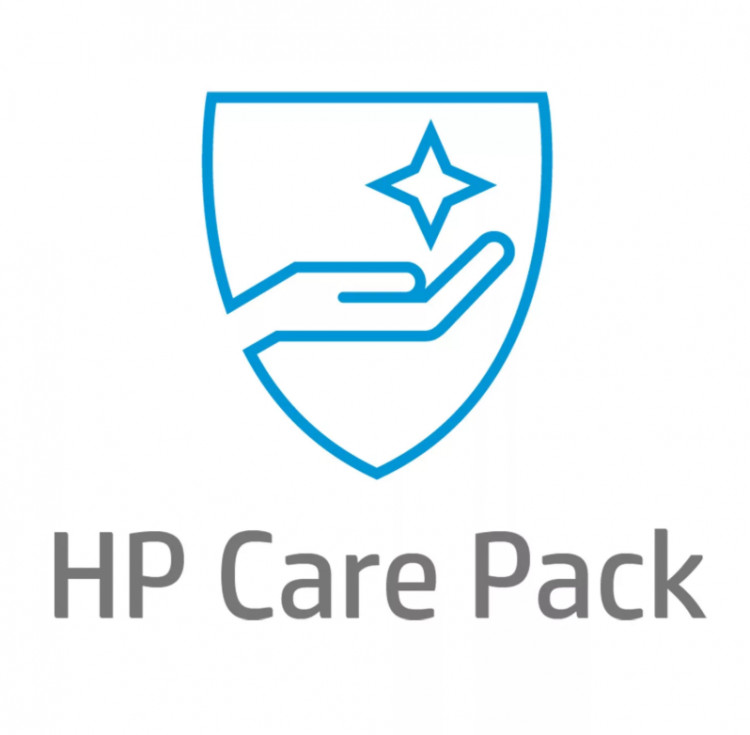 HP Care Pack U4PT0E Next Business Day Channel Remote and Parts Exchange Service, 5 year (U4PT0E)